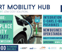 Workplace Smart Mobility Hub