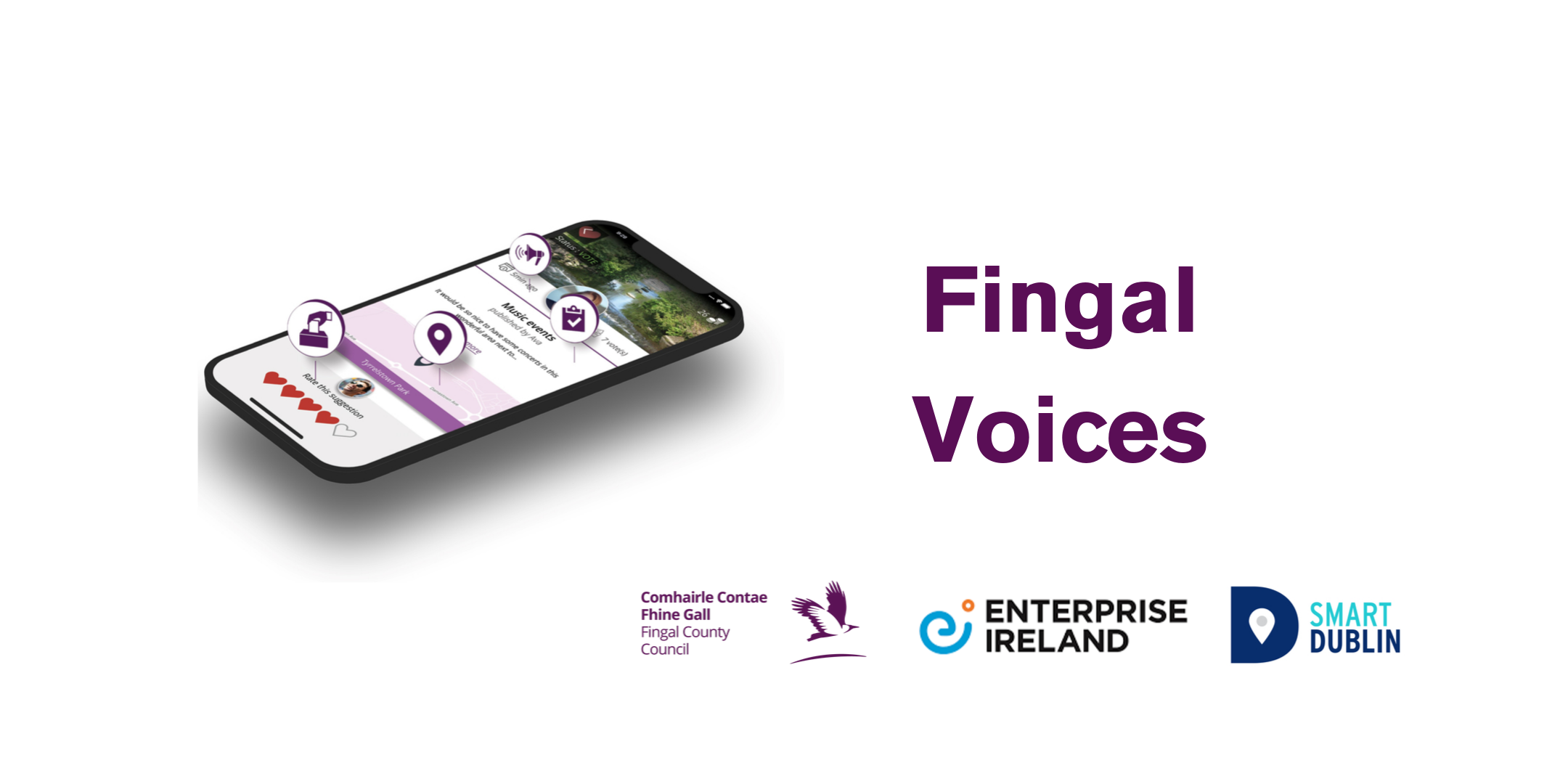 Fingal Voices Launch - Smart Dublin